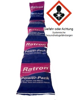 Ratron® Granulat Power-Packs 10 x 40 g
